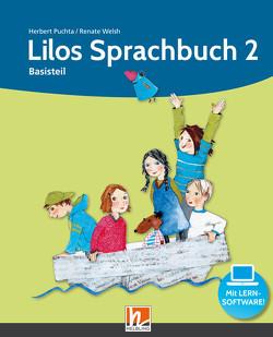 Lilos Sprachbuch 2, Basisteil von Puchta,  Herbert, Welsh,  Renate