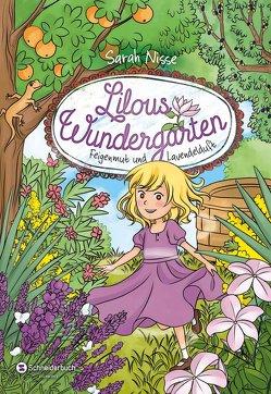 Lilous Wundergarten – Feigenmut und Lavendelduft von Kunstmann,  Desirée, Nisse,  Sarah