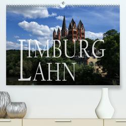 LIMBURG a.d. LAHN (Premium, hochwertiger DIN A2 Wandkalender 2021, Kunstdruck in Hochglanz) von P.Bundrück