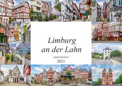 Limburg an der Lahn Impressionen (Wandkalender 2021 DIN A2 quer) von Meutzner,  Dirk
