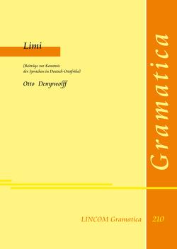 Limi von Dempwolff,  Otto