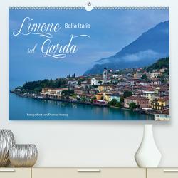 Limone sul Garda – Bella Italia (Premium, hochwertiger DIN A2 Wandkalender 2020, Kunstdruck in Hochglanz) von Herzog,  Thomas, www.bild-erzaehler.com