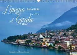 Limone sul Garda – Bella Italia (Wandkalender 2019 DIN A3 quer) von Herzog,  Thomas, www.bild-erzaehler.com