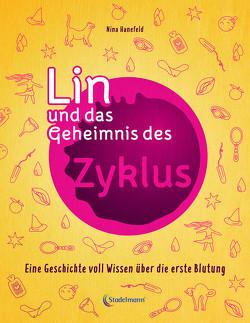 Lin und das Geheimnis des Zyklus von Hanefeld,  Nina