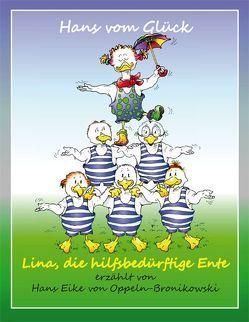 Lina, die hilfsbedürftige Ente von Fleischhauer,  Ulrich, Glück,  Hans vom