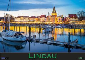 Lindau und der Bodensee 2021 von Soedher,  Jakob Maria