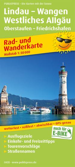 Lindau – Wangen, Westliches Allgäu, Oberstaufen – Friedrichshafen