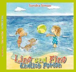 Line und Fine von Simon,  Sandra