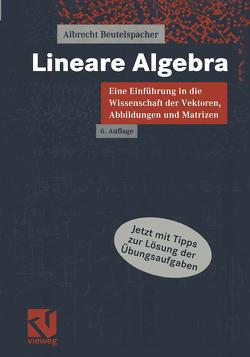 Lineare Algebra von Beutelspacher,  Albrecht