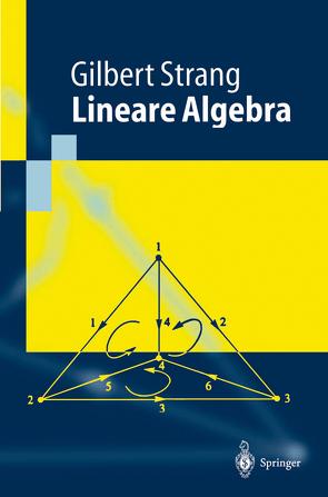 Lineare Algebra von Dellnitz,  M., Strang,  Gilbert