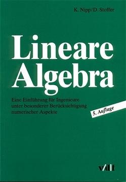 Lineare Algebra von Nipp,  Kaspar, Stoffer,  Daniel