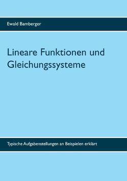 Lineare Funktionen und Gleichungssysteme von Bamberger,  Ewald