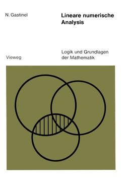 Lineare numerische Analysis von Gastinel,  Noël