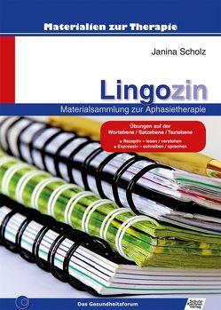 Lingozin von Scholz,  Janina