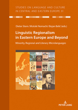 Linguistic Regionalism in Eastern Europe and Beyond von Belic,  Bojan, Nomachi,  Motoki, Stern,  Dieter