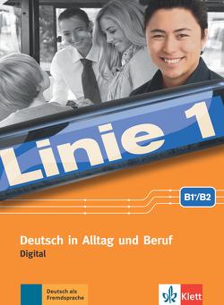 Linie 1 B2 von Lösche,  Ralf-Peter, Moritz,  Ulrike, Rodi,  Margret, Rohrmann,  Lutz