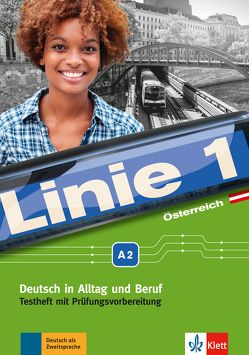 Linie 1 Österreich A2 von Wirth,  Katja, Zitzmann,  Ellen M.