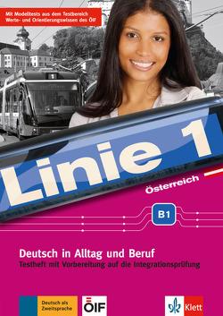 Linie 1 Österreich B1 von Doubek,  Margit, Karamichali,  Ekaterini, Meister,  Hildegard