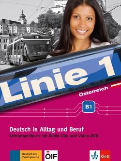 Linie 1 Österreich B1 von Wirth,  Katja, Zitzmann,  Ellen M.