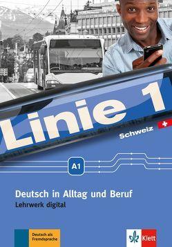 Linie 1 Schweiz A1 von Harst,  Eva, Kaufmann,  Susan, Lösche,  Ralf-Peter, Moritz,  Ulrike, Rodi,  Margret, Rohrmann,  Lutz, Scherling,  Theo, Sonntag,  Ralf, Staufer-Zahner,  Käthi