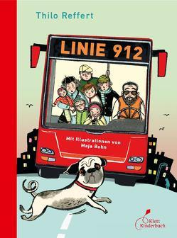 Linie 912 von Bohn,  Maja, Reffert,  Thilo