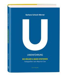 Linienführung von Cox,  Maurice, Schock-Werner,  Barbara