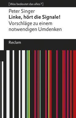 Linke, hört die Signale! von Fink,  Sascha, Kruse-Ebeling,  Ute, Singer,  Peter