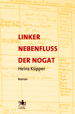 Linker Nebenfluss der Nogat von Erlinghagen,  Armin, Küpper,  Heinz