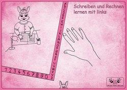 """Linkshänder Schreibunterlage """"Hasenmama"""" von Steinkopf,  Frank"""