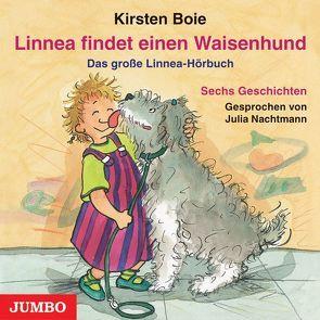 Linnea findet einen Waisenhund von Boie,  Kirsten, Nachtmann,  Julia