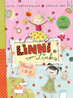 Linni von Links (Band 1 und 2) von Kohl,  Daniela, Pantermüller,  Alice