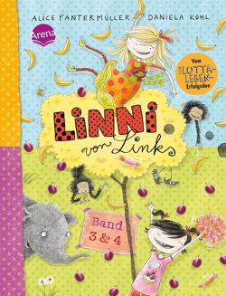 Linni von Links (Band 3 und 4) von Kohl,  Daniela, Pantermüller,  Alice