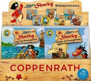 Lino-Box Sharky-Bildergeschichten, Nr. 53 von Langreuter,  Jutta, Neuendorf,  Silvio