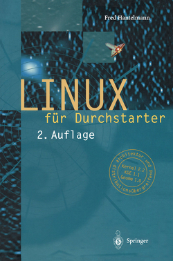 LINUX für Durchstarter von Hantelmann,  Fred