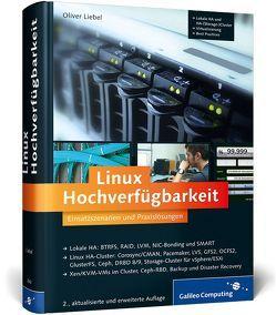 Linux Hochverfügbarkeit von Liebel,  Oliver