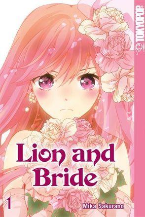 Lion and Bride 01 von Sakurano,  Mika