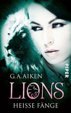Lions – Heiße Fänge von Aiken,  G. A., Hummel,  Doris