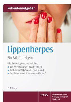 Lippenherpes von Gröber,  Uwe, Kisters,  Klaus