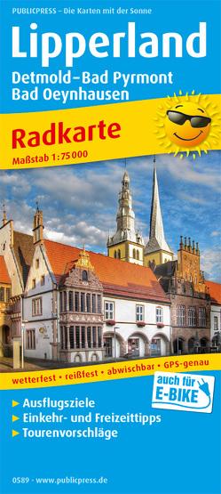 Lipperland, Detmold – Bad Pyrmont – Bad Oeynhausen