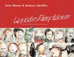 Lippisches Panoptikum von Menne,  Peter, Scheffler,  Andreas