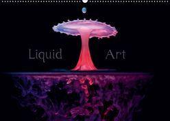 Liquid Art – Magische Momente mit Wassertropfen (Wandkalender 2019 DIN A2 quer) von Reugels,  Markus