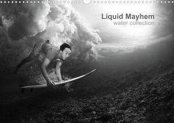 Liquid Mayhem (Posterbuch DIN A4 quer) von Fox,  Andy