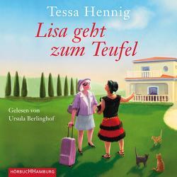 Lisa geht zum Teufel von Berlinghof,  Ursula, Hennig,  Tessa