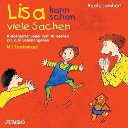 Lisa kann schon viele Sachen von Lambert,  Beate