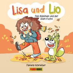 Lisa und Lio von Schreiter,  Daniela