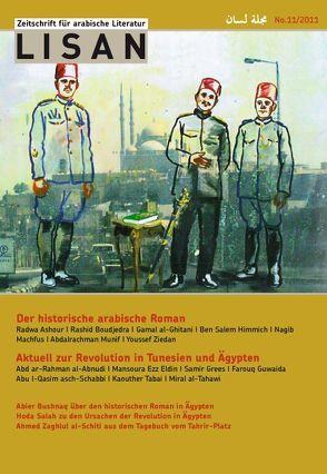 Lisan Magazin 11 von Hammad,  Hassan