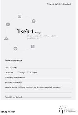 liseb-1 Anfänger von Kieferle,  Christa, Mayr,  Toni, Schauland,  N.