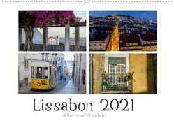 Lissabon – Alter macht schön (Wandkalender 2021 DIN A2 quer) von Herm,  Olaf