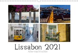 Lissabon – Alter macht schön (Wandkalender 2021 DIN A3 quer) von Herm,  Olaf
