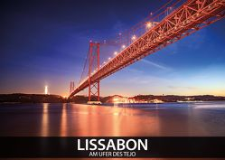Lissabon – am Ufer des Tejo von Thoermer,  Val